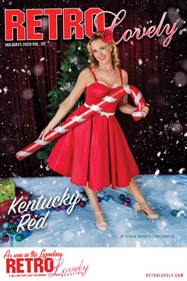 Kentucky Red Cover Poster