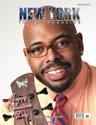 New York Talent Magazine February 2017 Edition