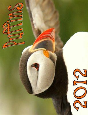 2012 PUFFIN CALENDAR