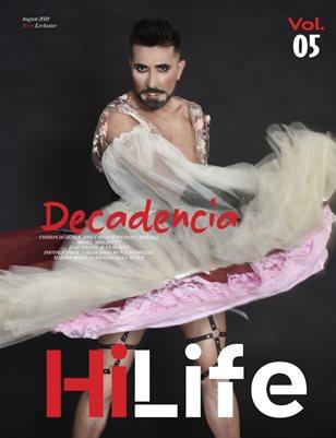 HiLife Magazine Men's August 2021(Edition-05)