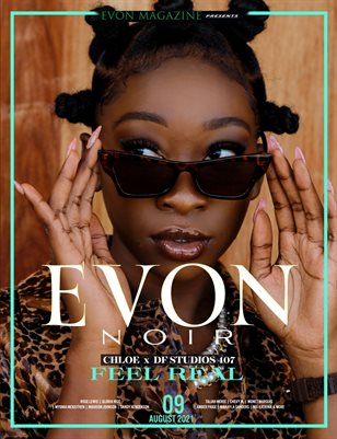 EVON NOIR Issue 09