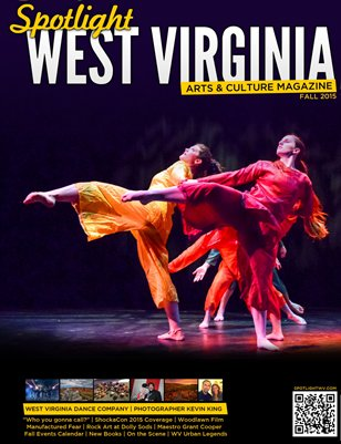 Spotlight West Virginia Magazine - Fall 2015