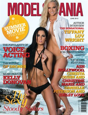 MODELSMANIA JUNE 2013