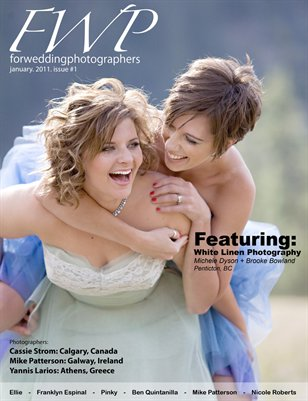 For Wedding Photographer's Magazine