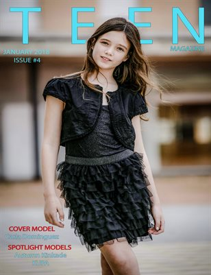 JANUARY 2018 TEEN MAGAZINE