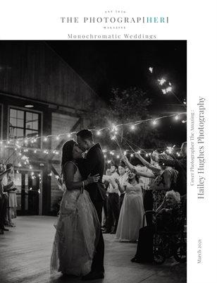 Monochromatic Weddings | March 2021