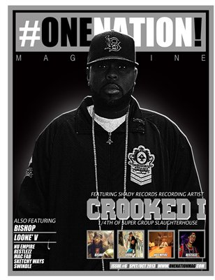 #OneNation! Magazine Issue #6 (Sept/Nov)