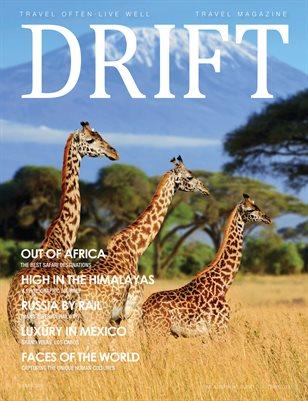 DRIFT Travel Summer 2018