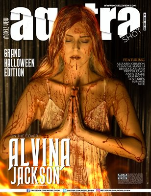 AQSTRASHOT ISSUE 110 - HALLOWEEN SPECIAL