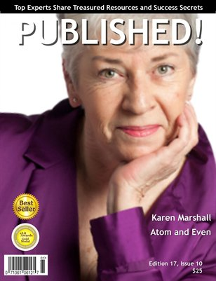 PUBLISHED! Excerpt featuring Karen Marshall