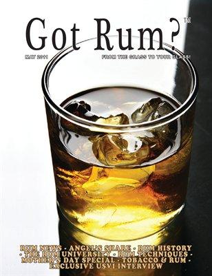 Got Rum? May 2011