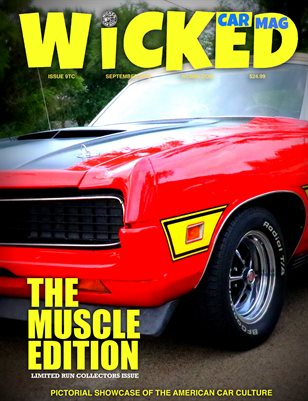 WICKED CAR MAG 71 TORINO