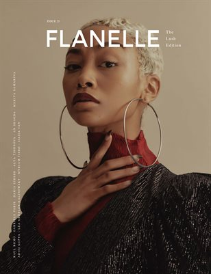 Flanelle Magazine Issue 21 - The Lush Edition v2