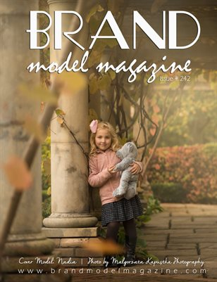 Brand Model Magazine  Issue # 242