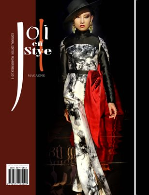 Joli En Style Magazine (Couture Fashion Week Editorial Ed.)
