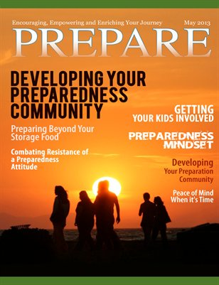 PREPARE Magazine - May 2013
