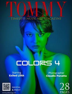 Exiled Lilith - Colors 4 - Claudio Panatta