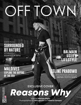 OFF TOWN MAGAZINE #4 VOLUME 9