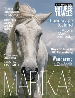 MARIKA MAGAZINE NATURE & TRAVELS (July - issue 64)