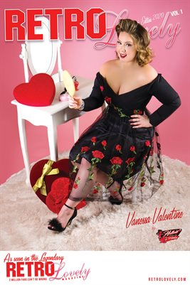 Vanessa Valentine Cover Poster