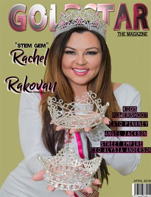 Goldstar The Magazine (April)