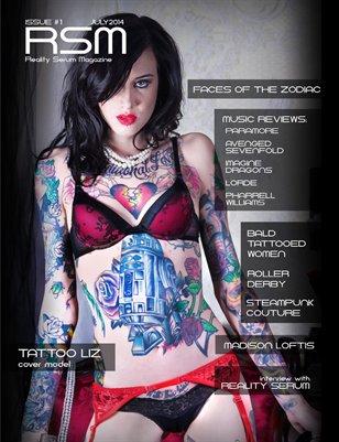 Reality Serum Magazine