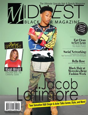 October 2014- Midwest Black Hair Magazine