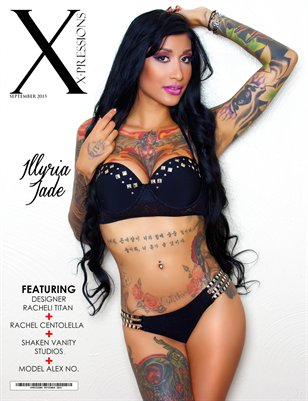 XPRESSIONS SEPTEMBER 2015 - ISSUE 2