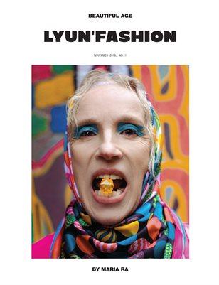 LYUN ISSUE No.11 (VOL No.3) C3