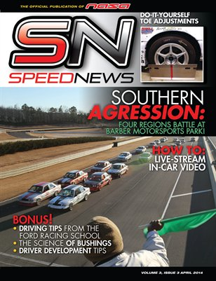 Speed News April 2014