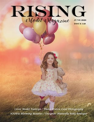 Rising Model Magazine Issue #148
