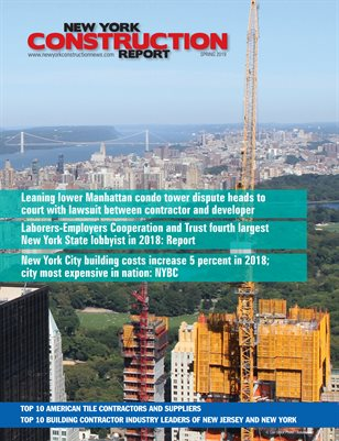 New York Construction Report (Spring 2019)