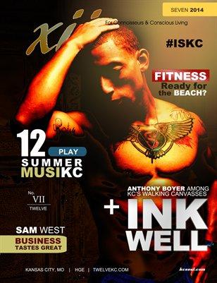 TWELVE Magazine SEVEN 2014