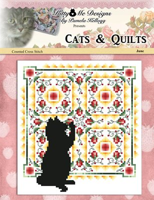 Cats And Quilts June