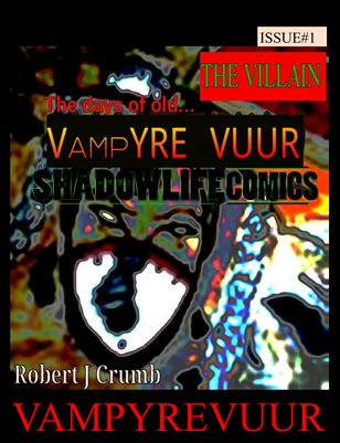 VAMPYRE VUUR issue#1