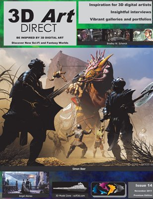 3D Art Direct Issue 14