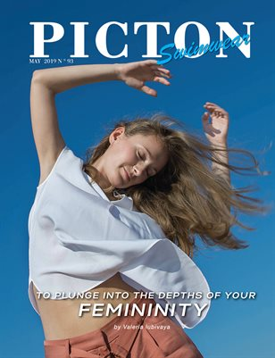 Picton Magazine May 2019 Swimwear N93 Cover 3