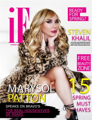 iFathom Spring Issue 2014