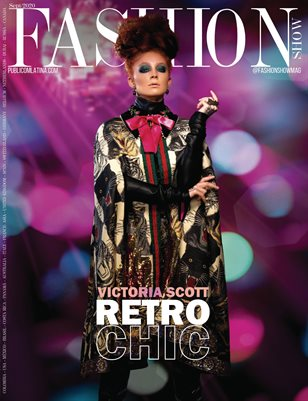 FASHION SHOW - VICTORIA SCOTT, RETRO CHIC - Sept/2020 - #12