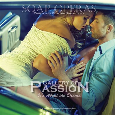 Gallery of Passion by Victoria Napolitano