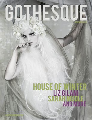 Gothesque Magazine - Issue #7 - December 2013