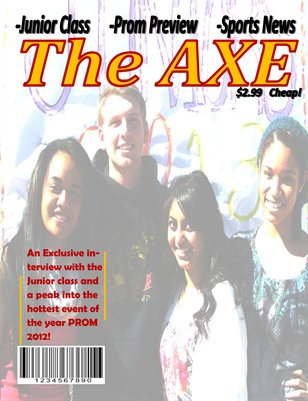 The Axe Issue 2