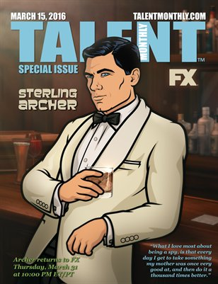 Talent Monthly Magazine - Special Issue - Archer