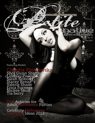 The Petite Alternative - October - 2013 - Halloween Cover 2