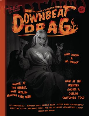 Downbeat Drag, Vol. 1, Issue 5