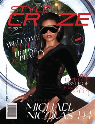 SEPTEMBER 2021 Issue (Vol: 144) | STYLÉCRUZE Magazine