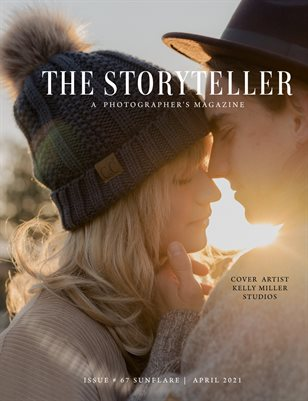 The Storyteller Magazine Issue # 67 SUNFLARE