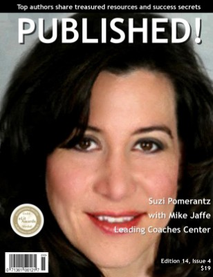 PUBLISHED! excerpt featuring Suzi Pomerantz and Mike Jaffe