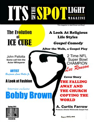 Issue VII Spring 2011 The Falling Away and The Church Copying the World