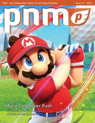 Pure Nintendo Magazine (PNM) Issue 57